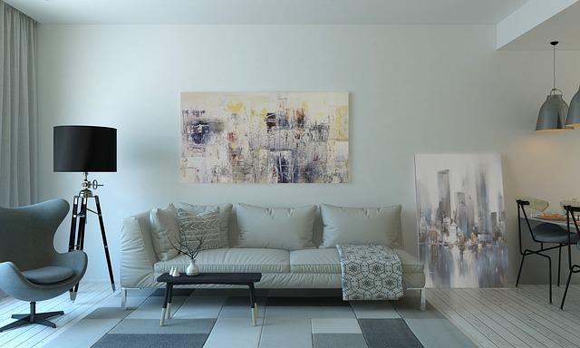 Sala pintura Clara
