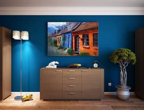 Qual cor pintar minha casa?